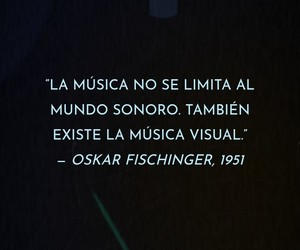 musica, belleza visual, and oscar fischinger image