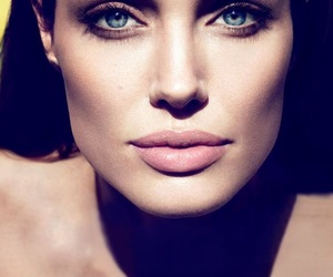 Angelina Jolie, lips, and actress image