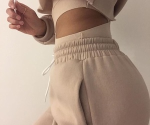 beige, inspiration, and outfits image