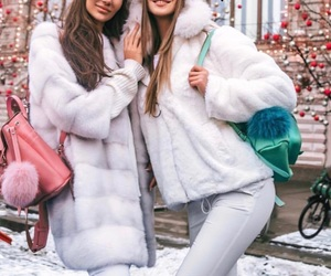 bff, jacket, and pants image