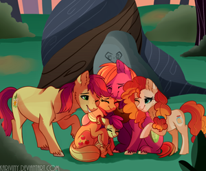 apple, buttercup, and emotions image