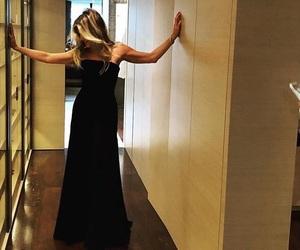 awards, black, and Jennifer Aniston image