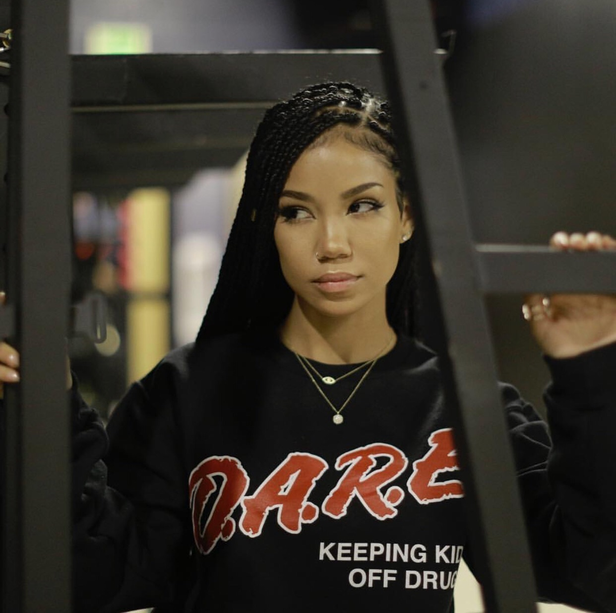 Jhene Aiko Discovered By Raven Tatyana On We Heart It