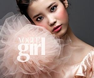 fashion, vogue girl korea, and iu image