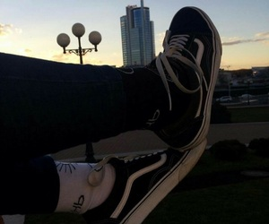 alternative, vans, and aesthetic image