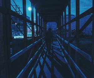 blue, grunge, and vsco image