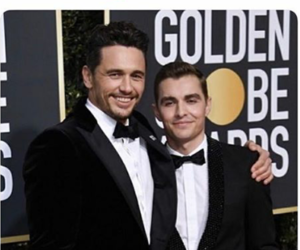 awards, brothers, and golden globes image