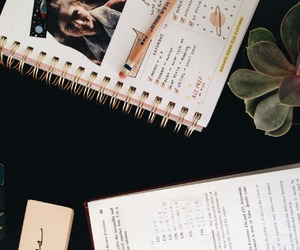 journaling, school, and study image