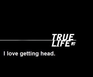 head and true life image