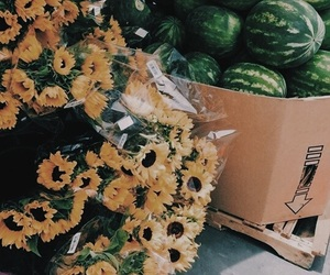 food, nature, and flowers image