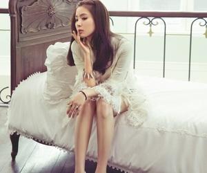 fashion, vogue girl korea, and vogue girl image