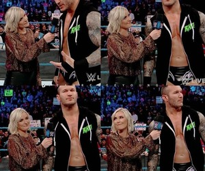 randy orton and renne young image