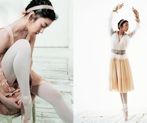 ballet, girly, and vogue girl image