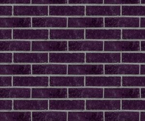 brick, blue, and wallpaper image