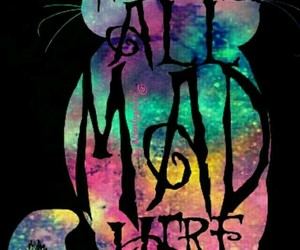 we're all mad here image