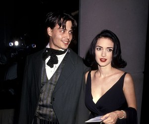 beautiful, johnny depp, and handsome image