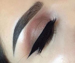 beautiful, eyeliner, and goals image