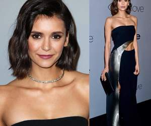 instyle, the vampire diaries, and 75th golden globes awards image
