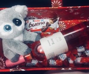 christmas, gift, and Koala image