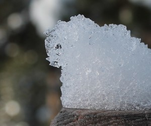 ice, photography, and snow image