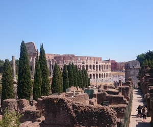 adventure, italy, and rome image