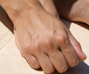 beige, skin, and hands image