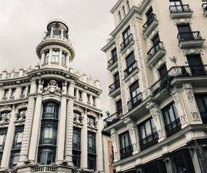 spain, travel, and building image