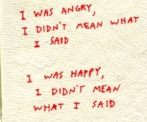 quotes, happy, and angry image