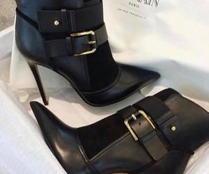 Balmain, boots, and fashion image