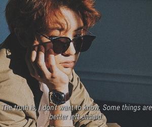 boy, exo, and poem image