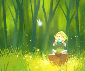 link, wallpaper, and the legends of zelda image