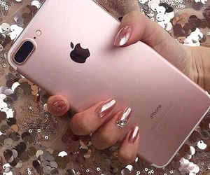 apple, glam, and pastel image