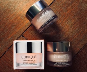 clinique and moisture surge image
