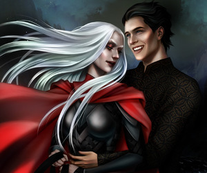 throne of glass, dorian havilliard, and sarah j maas image