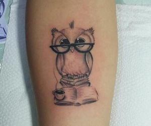 books, tattoo, and tatuagem image