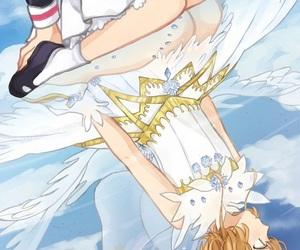 card captor sakura, sakura, and card captor image