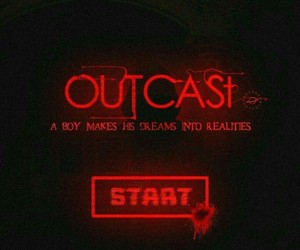 outcast and bts image