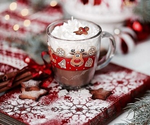 christmas, chocolate, and sweet image