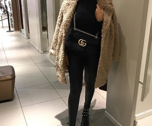outfit, fashion, and luxury image