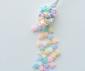 delicious, pastel, and sprinkles image