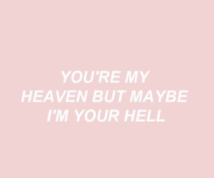 quotes, aesthetic, and heaven image