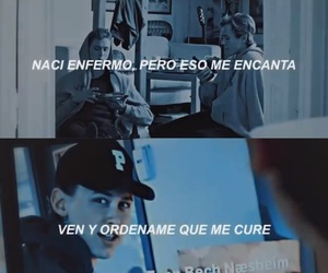 aesthetic, frases, and indie image