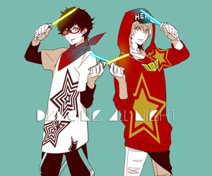 persona, video game, and persona 5 image