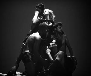diva, Simon Nessman, and black and white image