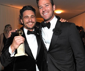 franco, hammer, and armie image
