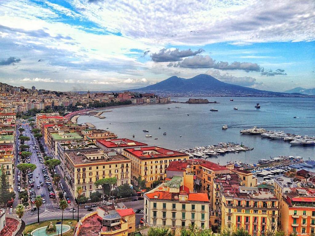 Amalfi, Amalfi coast, and Naples image