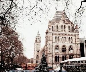 christmas, holiday, and london image