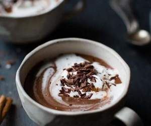 chocolate, we heart it, and recipes+recetas+ricette image