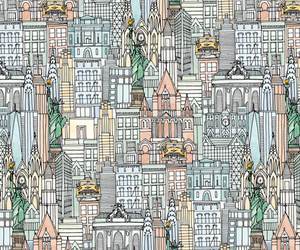 background, city, and Cityscapes image