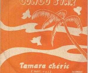 cover art and orange image